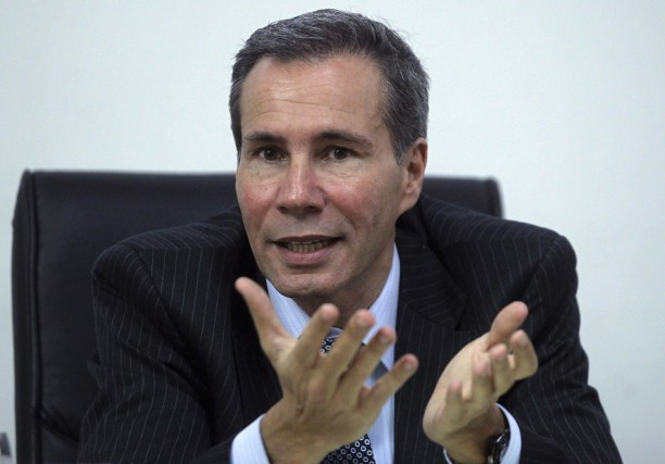 Alberto Nisman à Buenos Aires, en mai 2013.... (PHOTO MARCOS BRINDICCI, ARCHIVES REUTERS)