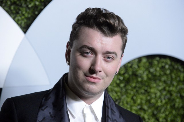 Sam Smith, qui souffre d'un trouble obsessionnel compulsif,... (Photo Phil McCarten, archives Reuters)