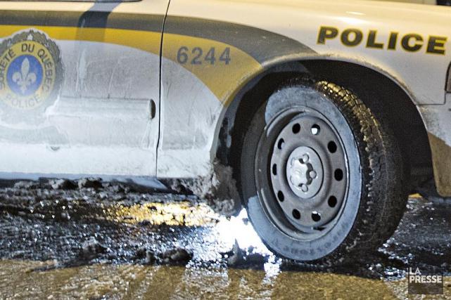 Un conducteur a perdu la vie, dimanche soir, lors d'une sortie de route... (Archives La Presse)