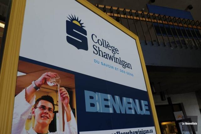 Le centre de transfert technologique du Collège Shawinigan,... (Photo: Sylvain Mayer, Le Nouvelliste)
