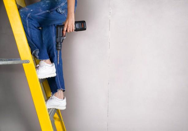 Les Québécois n'ont pas peur d'abattre des murs, d'arracher du vieux linoléum... (PHOTO THINKSTOCK)