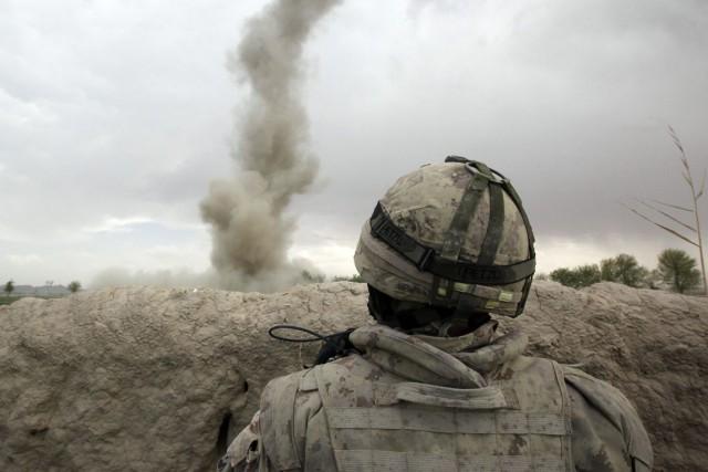 Qualifiant l'opération de strictement défensive, le brigadier généralMichael... (PHOTO ARCHIVES REUTERS)