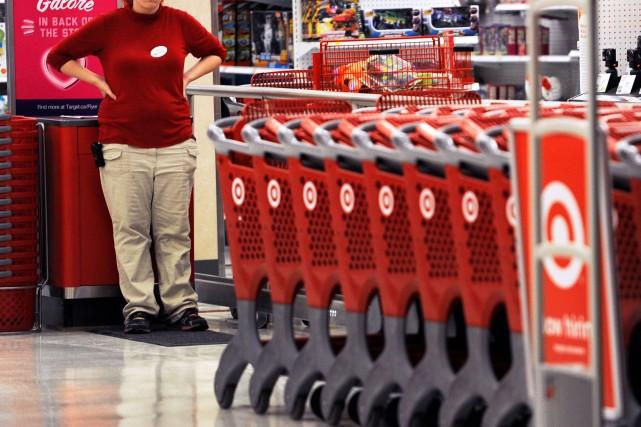 Le grand détaillant américain Target a annoncé la... (Photo DAN RIEDLHUBER, REUTERS)