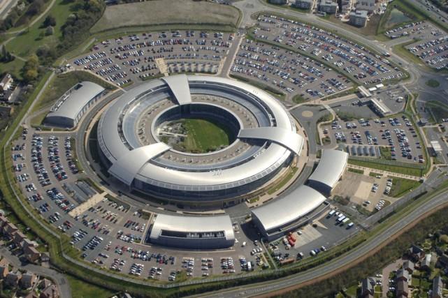 Le quartier général de la GCHQ àCheltenham, à... (Archives AP)