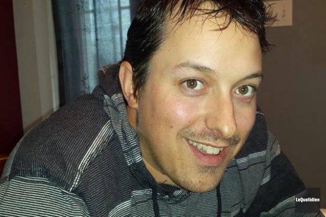 Guy Allard est accusé de menaces de mort... ((Photo le Quotidien, tirée de facebook))
