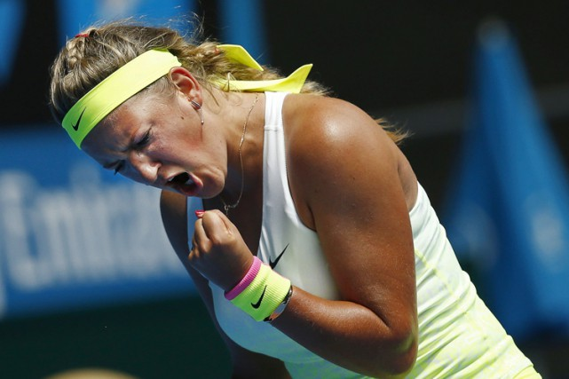 Victoria Azarenka... (Photo: Reuters)