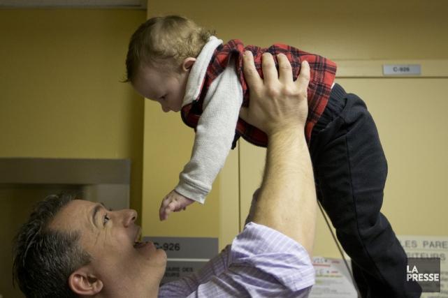 Les pressions des parents du petit Arnaud Bertrand ont porté fruit. Les... (Archives La Presse)