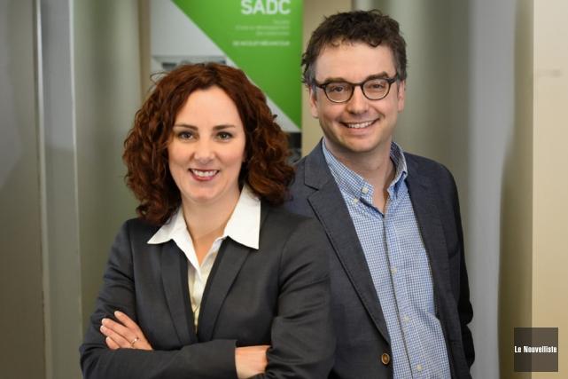 La conseillère en développement durable à la SADC... (Photo: François Gervais, Le Nouvelliste)