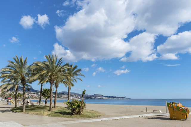 Malaga, en Espagne.... (Photo Digital/Thinkstock)