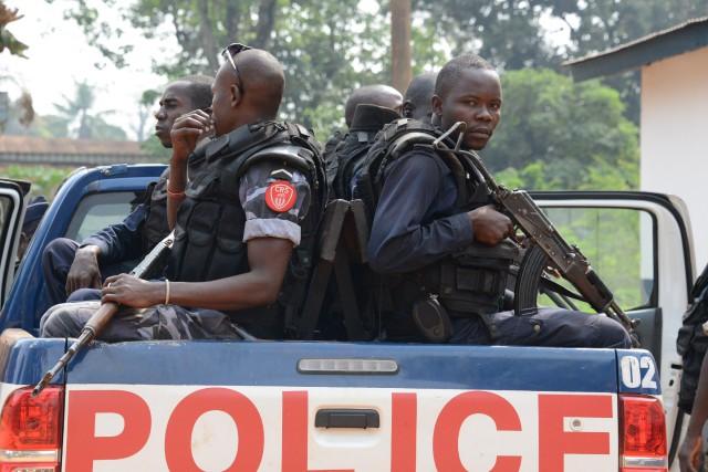 L'employée expatriée de l'ONU en Centrafrique enlevée mardi matin à Bangui par... (PHOTO PACOME PABANDJI, ARCHIVES AFP)