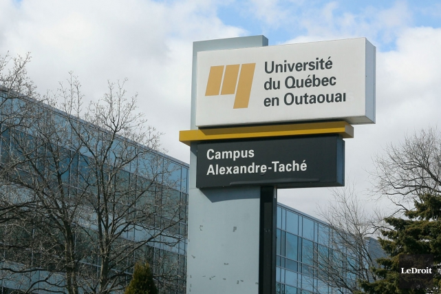 A l'UQO, les étudiants de premier cycle en travail social et en psychologie, et... (Archives LeDroit)