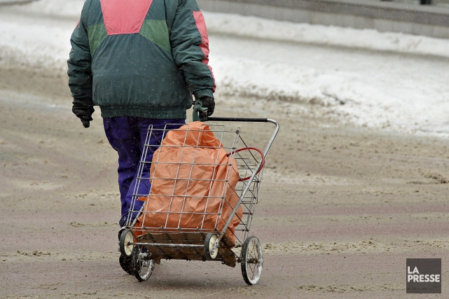 Partout au Québec, des gens sont sortis de... (Photo d'archives)