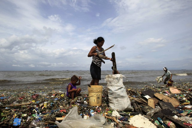 Un rapport d'Oxfam, dont la présidente co-présidera le... (Photo Romeo Ranoco, archives Reuters)