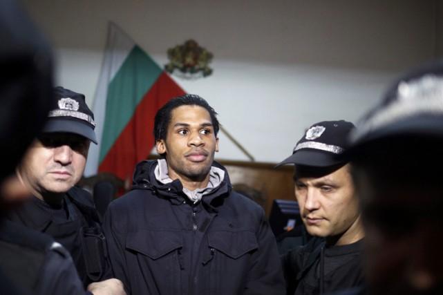 Fritz Joly-Joachin, Français de 28 ans, avait été... (Photo: Reuters)