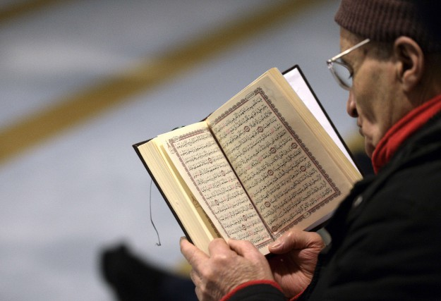 L'islam, pratiqué par plus de 1,6 milliard de... (Photo PATRICK HERTZOG, archives Agence France-Presse)