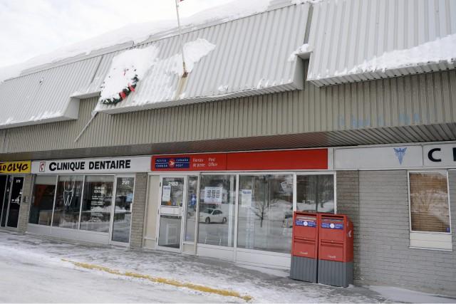 Postes Canada lance une période de consultation publique... ((Photo Jeannot Lévesque))