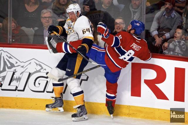 Relisez le clavardage du match entre le Canadien et les Predators de Nashville... (Photo: André Pichette, La Presse)