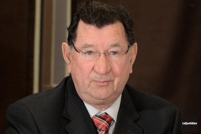 Gérard Savard, maire de Chambord... ((Archives Le Quotidien))