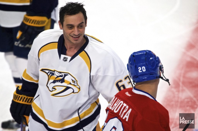 Mike Ribeiro... (Photo André Pichette, La Presse)