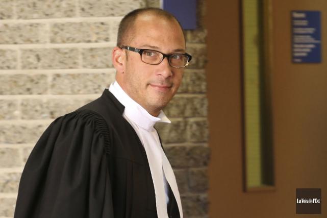 Reconnu coupable de trois infractions disciplinaires, Me Gerson... (photo archives La Voix de l'Est)