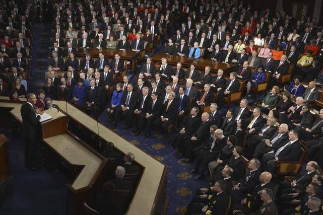 Outre la réforme fiscale, Barack Obama a proposé... (Photo AFP)