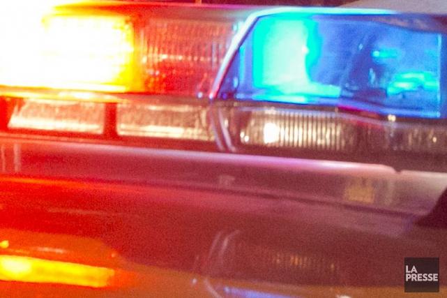 Un homme a péri dans une collision routière qu'il a probablement provoquée... (Photo archives La Presse)