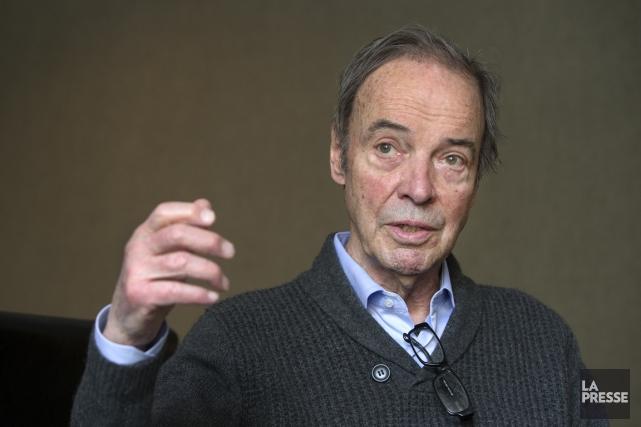 Pierre Nadeau - meilleur journaliste du Québec, selon... (PHOTO ROBERT SKINNER, LA PRESSE)