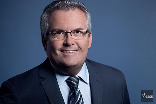 Yves St-Denis, député libéral d'Argenteuil.... (PHOTO ARCHIVES LA PRESSE)