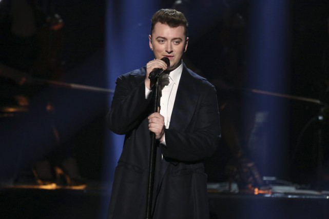 Sam Smith... (Photo Matt Sayles /Invision/AP)