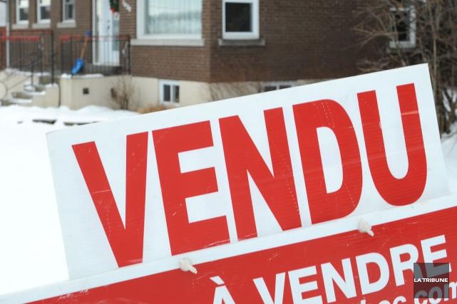 Les maisons sont «sérieusement inabordables» au Canada, selon une étude... (Archives La Tribune)