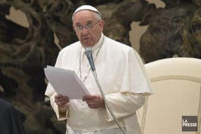 Le pape François.... (AFP)