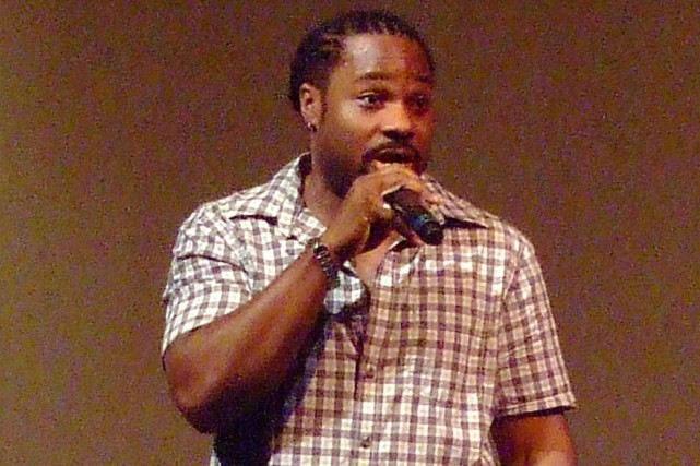 Malcolm-Jamal Warner a interprété le fils de Bill Cosby... (Photo Wikimedia Commons)
