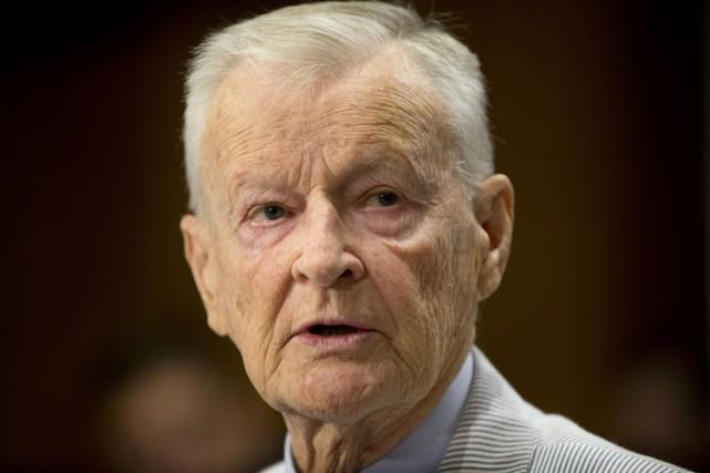 Zbigniew Brzezinski est l'ancien conseiller à la sécurité... (Archives Reuters)