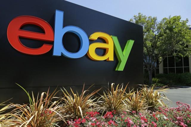 Les préparatifs de la scission s'accélèrent chez eBay, qui a annoncé mercredi... (Photo archives AP)