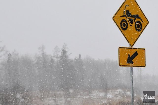 La loi 16 du gouvernement sur les véhicules tout-terrain ne fait pas l'affaire... (Archives La Presse)