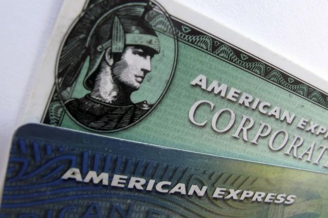 L'émetteur de cartes bancaires American Express (AmEx) va supprimer plus de... (Photo archives Reuters)
