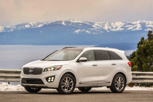Kia Sorento 2016... (Photo fournie par Kia)
