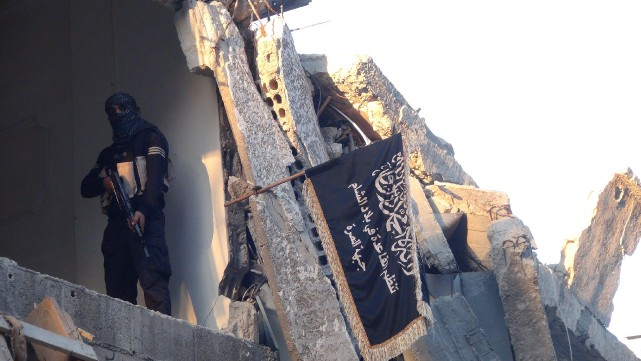 Le Front al-Nosra, branche syrienne d'al-Qaïda, bénéficie de... (PHOTO RAMI AL-SAYED, ARCHIVES AFP)