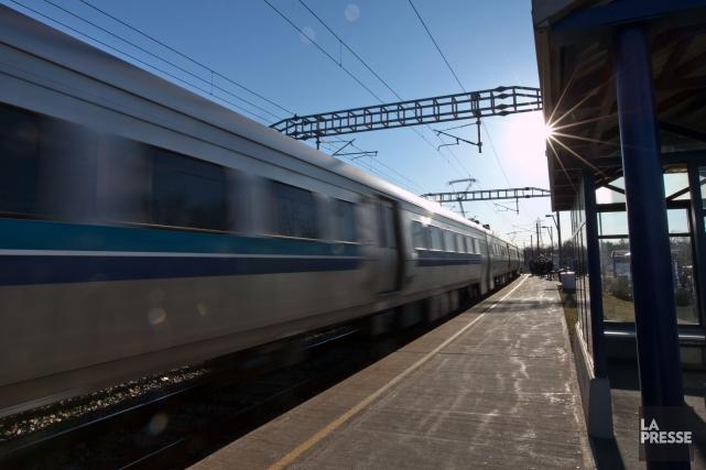 L'auteur est persuadé que le développement du transport... (PHOTO HUGO-SÉBASTIEN AUBERT, archives LA PRESSE)