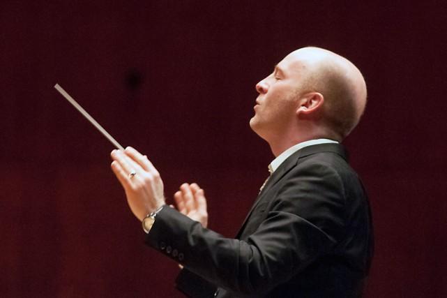 Le chef Mathieu Lussier dirigera les Violons du...