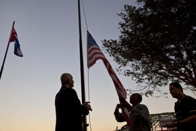 Mercredi, les parties se sont quittées en désaccord... (Photo AP)