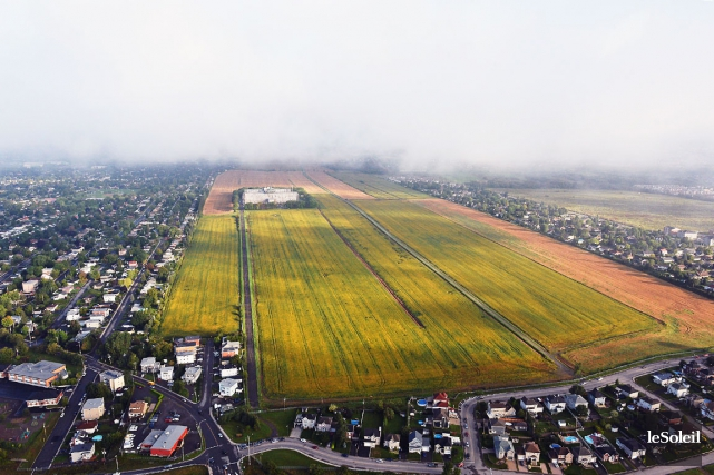 La Commission de protection du territoire agricole du... (Photothèque Le Soleil, Patrice Laroche)