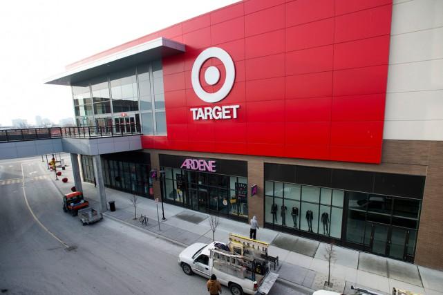 Des documents déposés en cour montrent que Target... (Photo Nathan Denette, PC)
