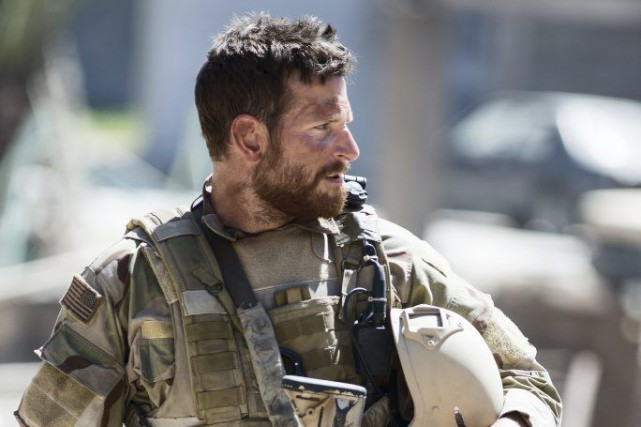 Le film American Sniper a récolté six nominations... (Photo Keith Bernstein, fournie par Warner)