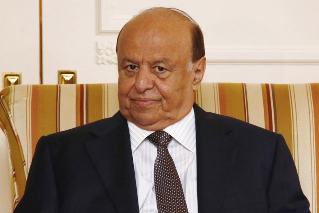 Abed Rabbo Mansour Hadi... (PHOTO JASON REED, ARCHIVES REUTERS)
