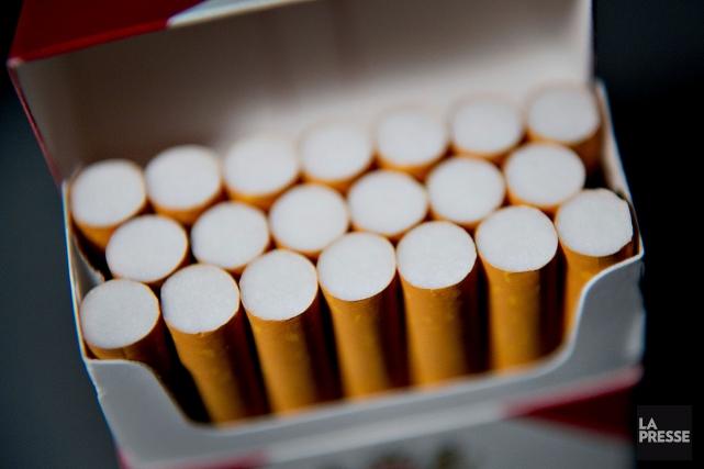 La Coalition québécoise pour le contrôle du tabac invite de nouveau le... (Archives La Presse)
