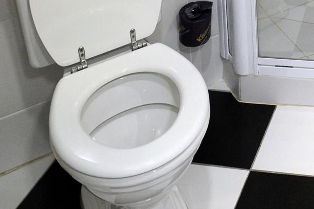 Un locataire a le droit d'uriner debout, a estimé un tribunal allemand saisi... (Photo Stéphane de Sakutin, archives AFP)