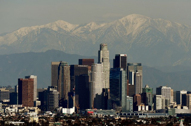 Difficile de visiter la Californie sans faire un... (Photo MARK RALSTON, Archvies AFP)