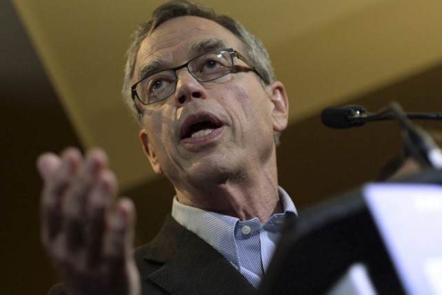 «Nous n'allons pas faire de déficit parce que... (Archives La Presse Canadienne)