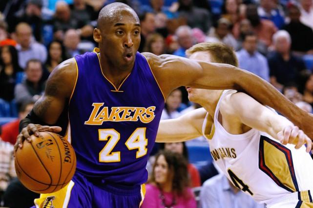 Kobe Bryant... (Photo Jonathan Bachman, AP)